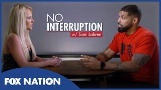 arian-foster-talks-trump-opposition-with-tomi-lahren