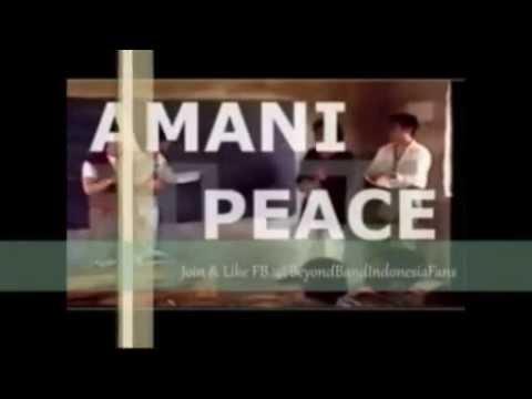 BEYOND - AMANI (Lirik & Arti)