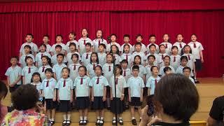 calps的26  低年級合唱圑   孩子心曲相片