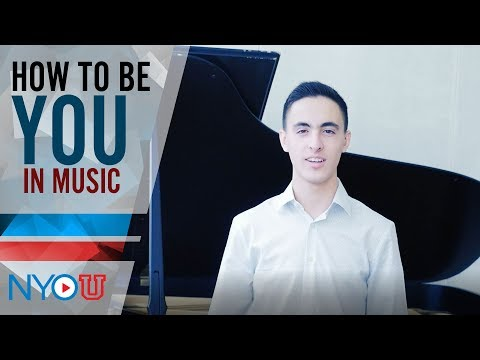 NYO-U: How to Be You in Music