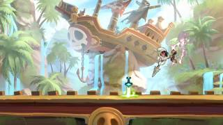 Brawlhalla the most played fighting game on Steam Official Launch Trailer - PC