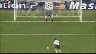CL-Finale 2001 - Elfmeterschießen gegen Kahn