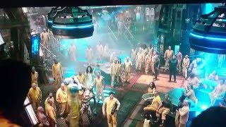 Groot's prison scene: Guardians of the Galaxy