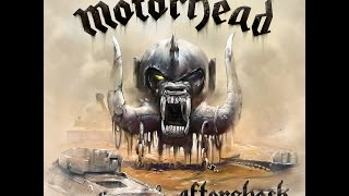 album - Aftershock Artist - Motorhead.