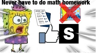 With This App You Never Have To Do Math Homework Ever Again ! Any Mobile Device ! Any Math Textbook