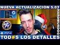 ¡¡¡ACTUALIZACIÓN 5.03 PLAY 4!!! Hardmurdog - Noticias - Ps4 - 2017 - Español
