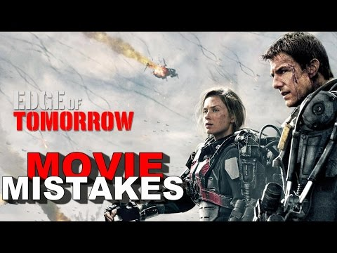EDGE OF TOMORROW (MISTAKES) |   Biggest Movie MISTAKES You Missed