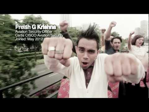 Certis CISCO Galaxy of Stars Music Video