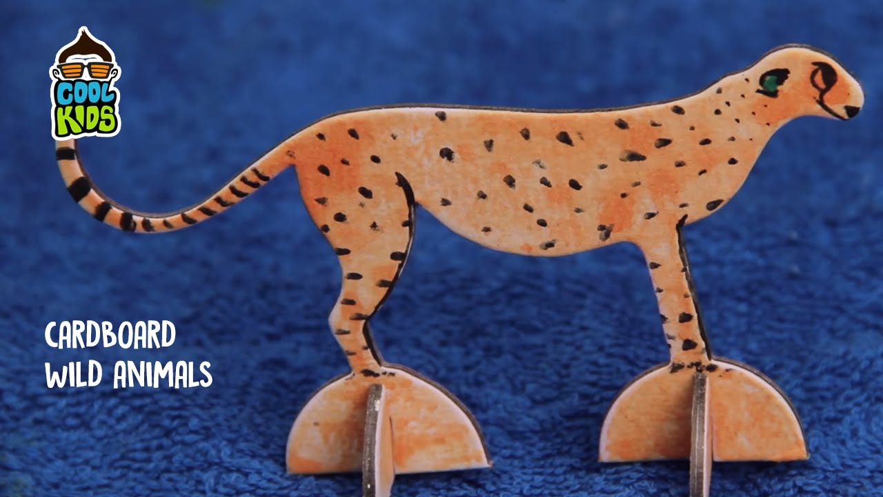 Lion Crafts For Kids To Make
