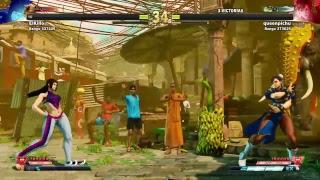 Combatiendo el sueño con Street fighter 5