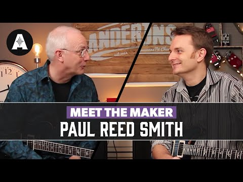 The Captain Meets Paul Reed Smith