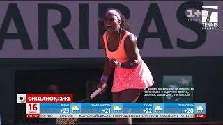 Тенісистка Серена Вільямс звернулася до всіх матерів після програшу на Уімбілдонському турнірі