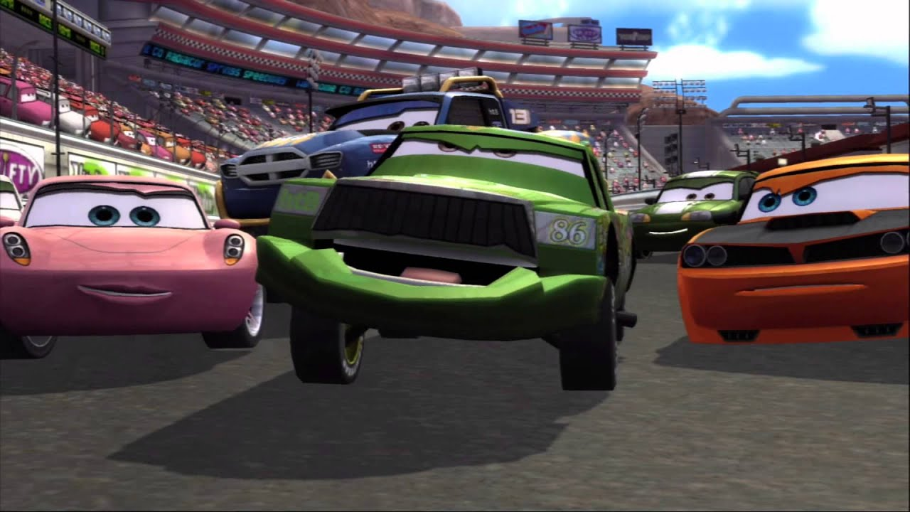 Let S Play Cars Race O Rama Trailer Intro Hd Youtube