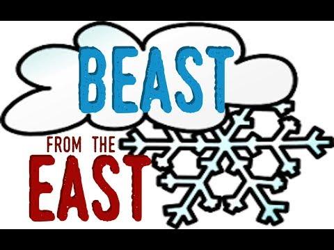 Beast From The EAST Emma Wreaks Havoc In UK & Ireland