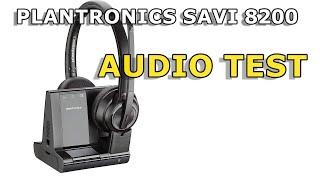 Unboxing Plantronics SAVI 8220