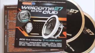 welcome to the club volume 27 cd1
