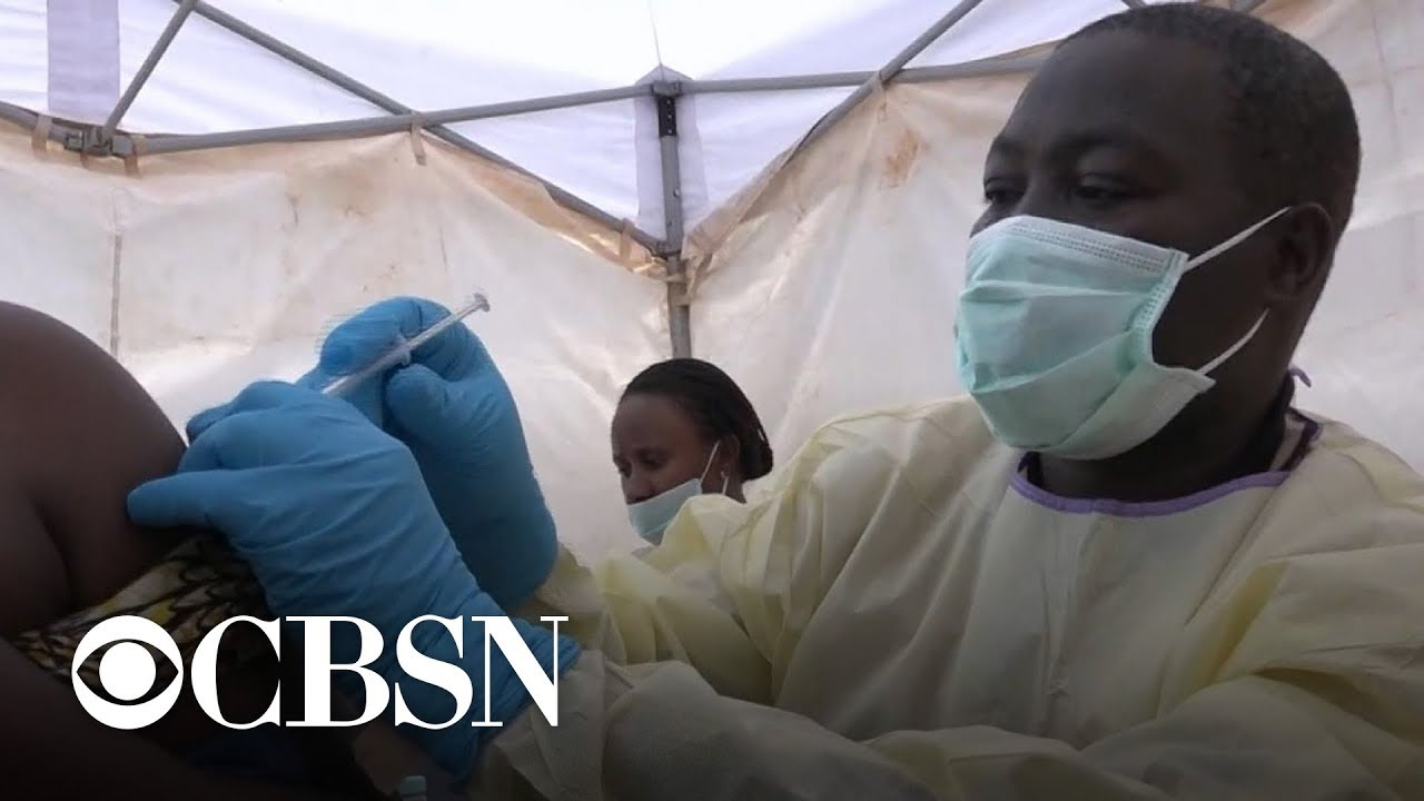 Global health emergency declared over deadly Ebola outbreak in Congo