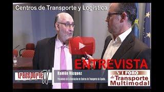 Entrevista Ramón Vázquez, presidente de ACTE y vicepresidente de CETM Multimodal