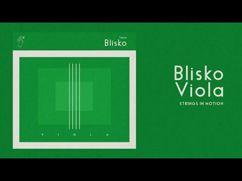 BLISKO VIOLA - string textures in motion VST / AU