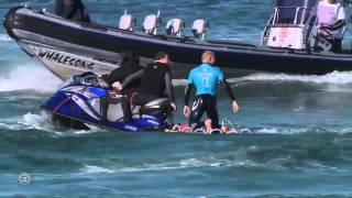 the truth behind the mick fanning shark attack unseen footage
