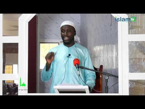 Sermon la rentrée scolaire et la nécessité de l'enseignement islamique dans les écoles -