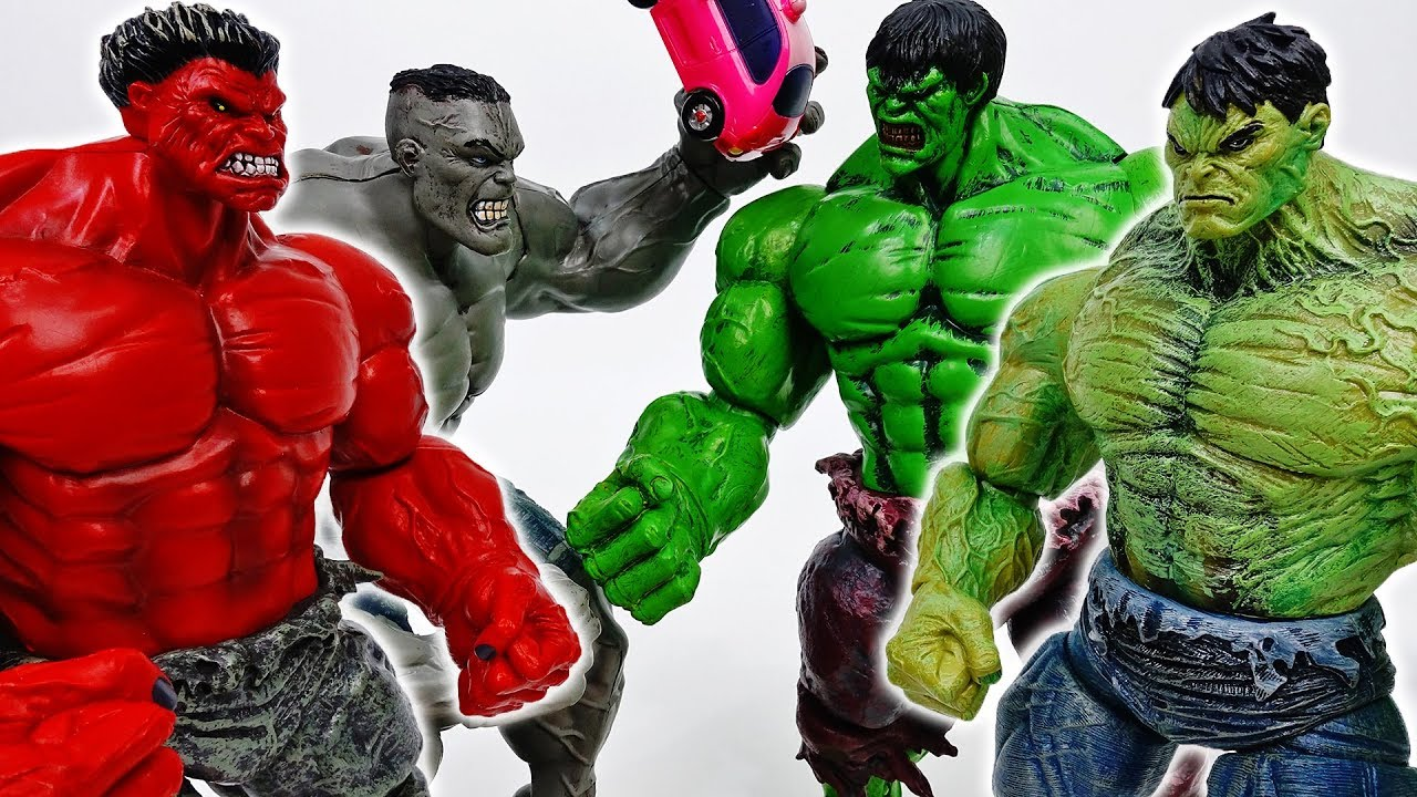 Hulk, Show Your Incredible Power - ToyMart TV