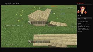 Minecraft  scary fight zombies building  animation
