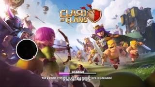Clash of Clans - 2016-08-21