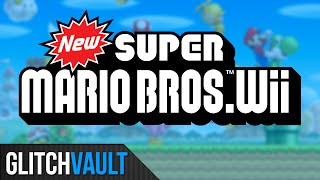 New Super Mario Bros. Wii Glitches and Tricks!