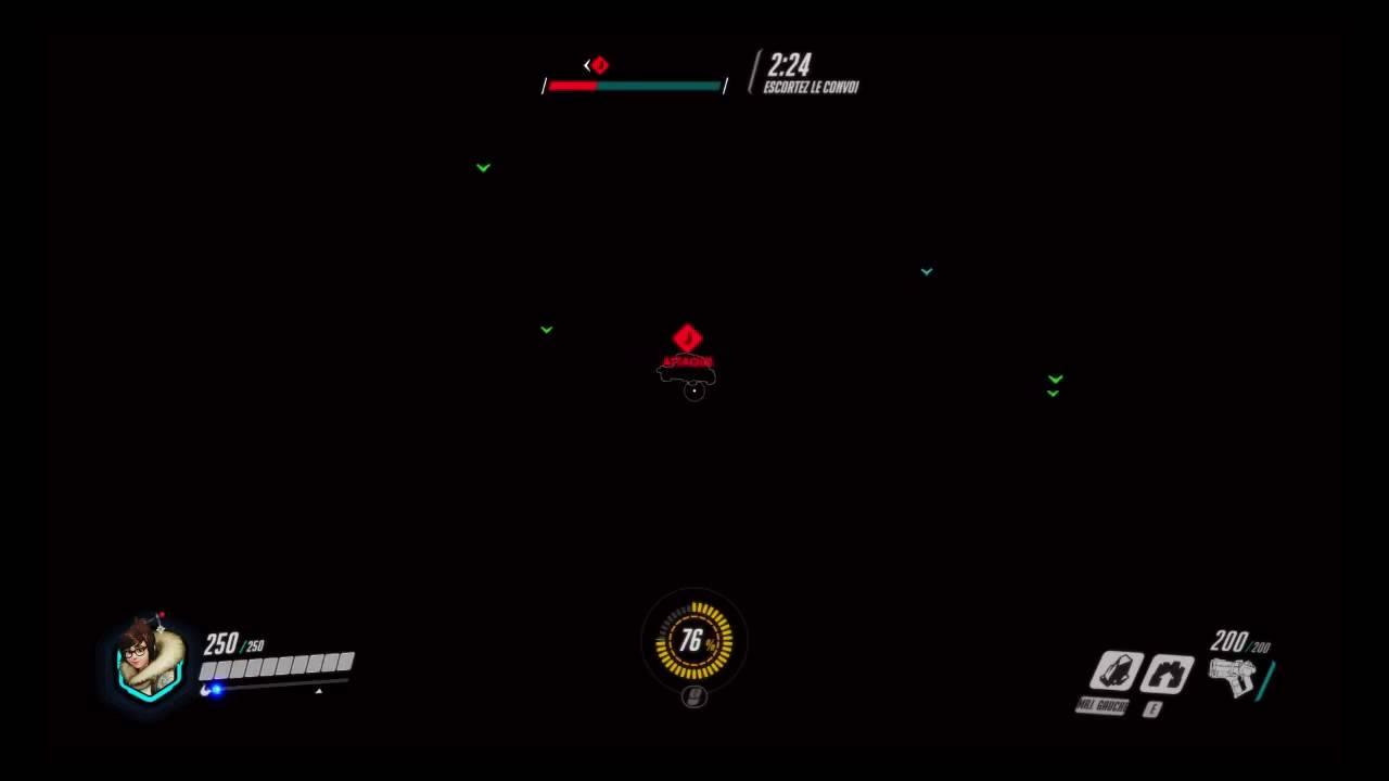 Overwatch Beta Bug Compilation: Black Screen