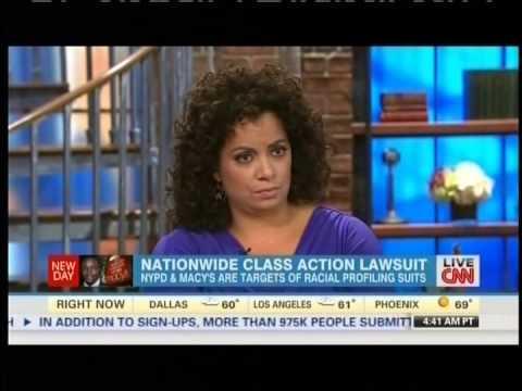 Douglas Wigdor on CNN - Rob Brown vs. Macy's