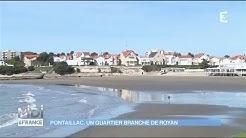 Pontaillac, un quartier branché de Royan