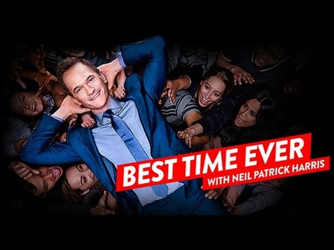 Best Time Ever with Neil Patrick Harris S1 [Episode 1]  Reese Witherspoon