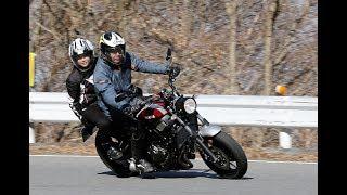 ヤマハ XSR700 ABS(899640円) 月刊オートバイのテストライダー太田安...