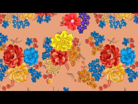photoshop textile design tutorial #02
