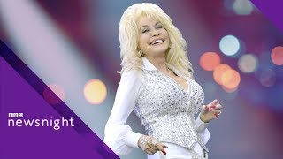 Dolly Parton on her career, #MeToo and social media - BBC Newsnight