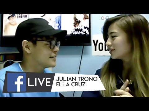 FB Live: Ella Cruz & Julian Trono