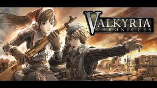 Valkyria Chronicles |PC|FR| ép. 01 [Le commencement]