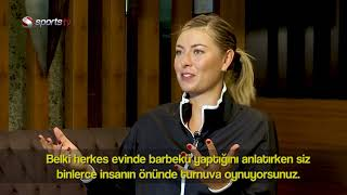 Center Court Özel | Maria Sharapova (Özel Röportaj) Video