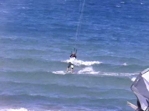 Elevation kiteboarding: Looped and Twisted 2009