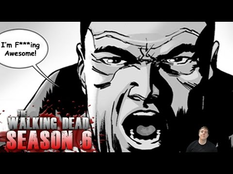 The Walking Dead Negan's Story Explained!