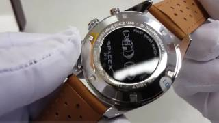 видео Часы tag heuer space