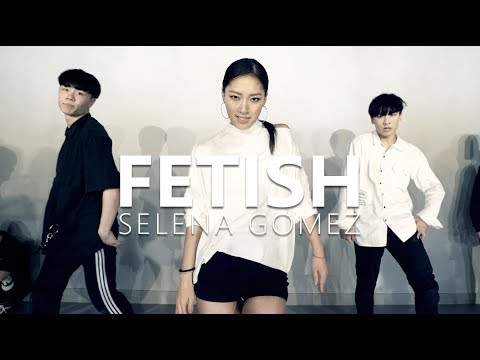 Selena Gomez - Fetish ft. Gucci Mane / Choreography . Jane Kim