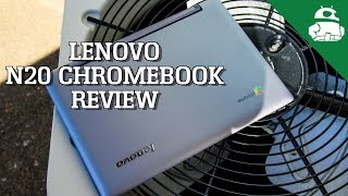 Lenovo N20 Chromebook Review!