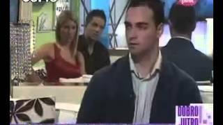 FXLider u jutarnjem programu na televiziji Pink 7.12.2012.