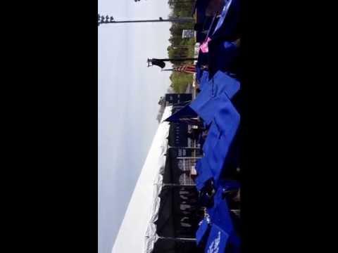 Seja national anthem dc graduation 2013