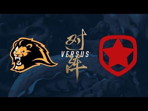 LYN vs. GMB | Play-In Day 2 | 2017 World Championship | Lyon Gaming vs. Gambit Esports