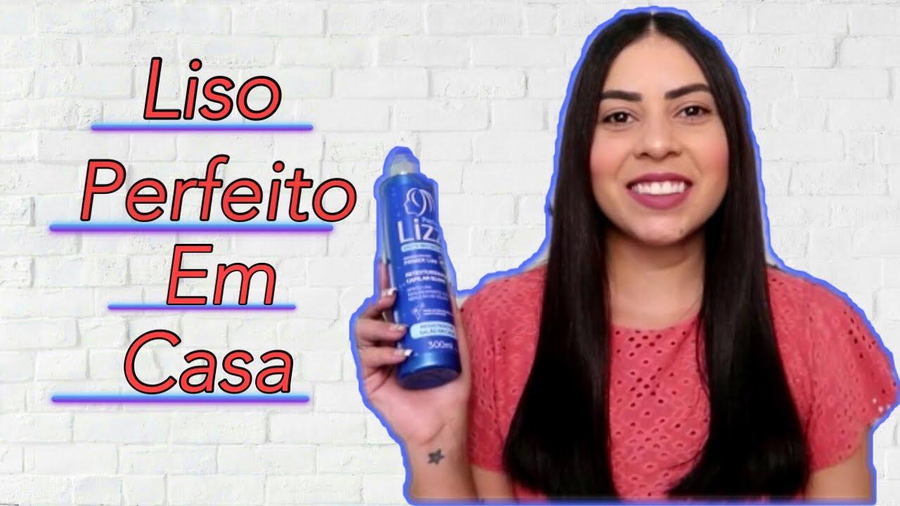 LISO PERFEITO EM CASA (PERFECT LIZZ)
