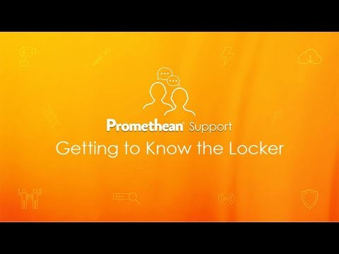 Getting to Know the Locker