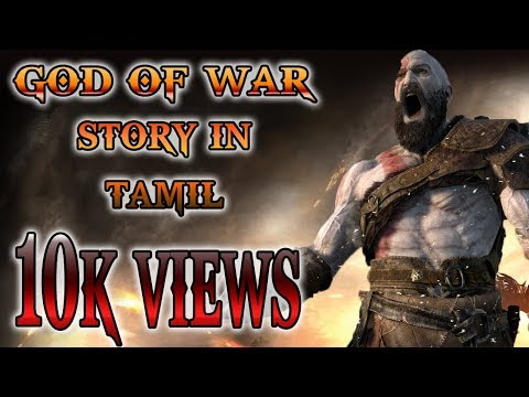 God of war entire story tamil-Diwali specail